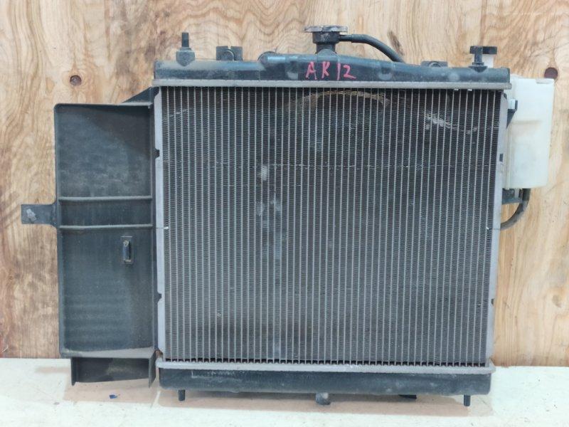 Радиатор двигателя Nissan March AK12 CR12DE 2003
