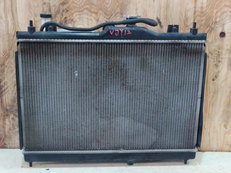 Радиатор двигателя Nissan Ad VJY12 MR18DE 2014