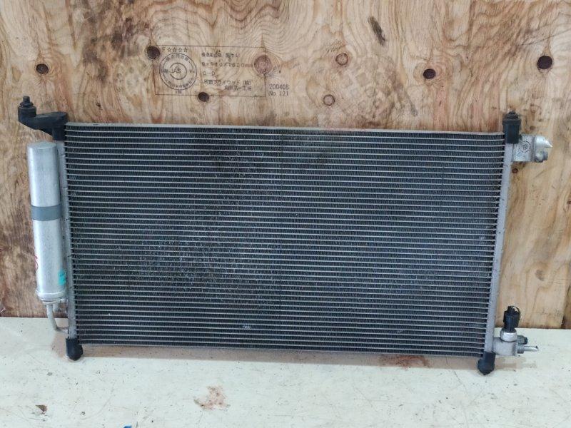 Радиатор кондиционера Nissan Ad VJY12 MR18DE 2014
