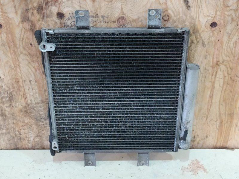 Радиатор кондиционера Toyota Passo KGC10 1KR-FE 2005
