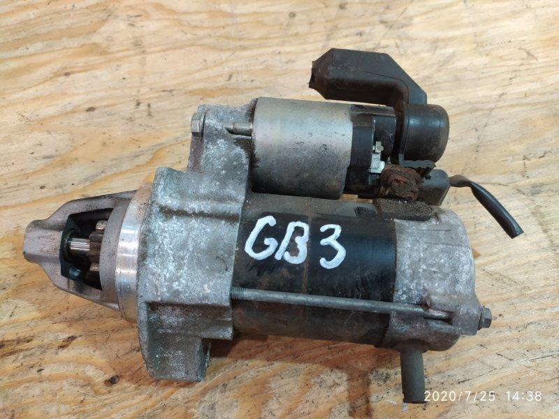 Стартер Honda Freed GB3 L15A 2008