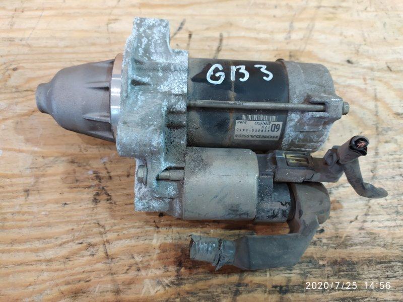 Стартер Honda Freed GB3 L15A 2009