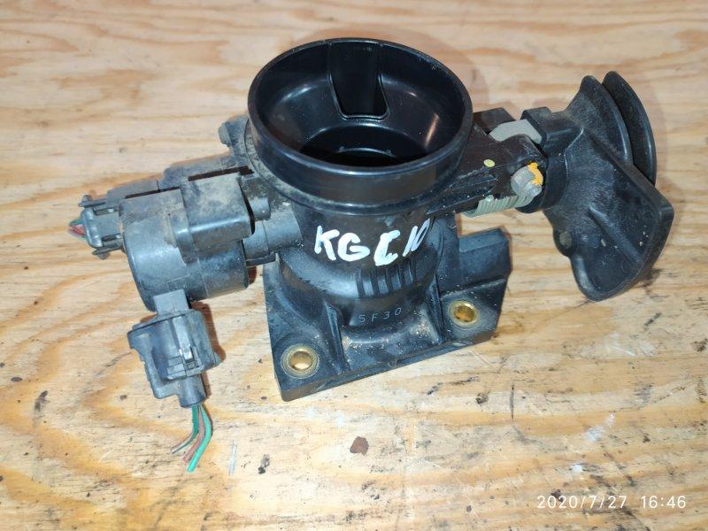 Заслонка дроссельная Toyota Passo KGC10 1KR-FE 2005