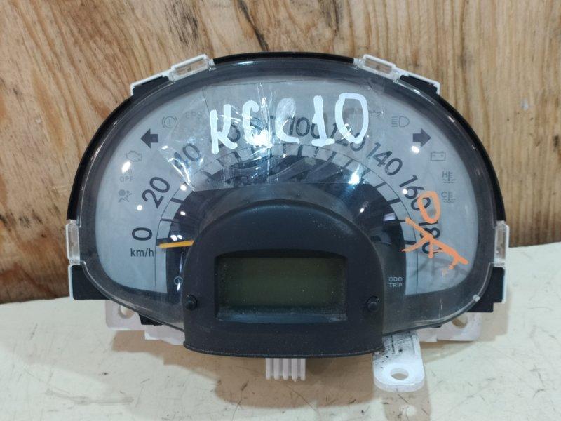Комбинация приборов Toyota Passo KGC10 1KR-FE 2005