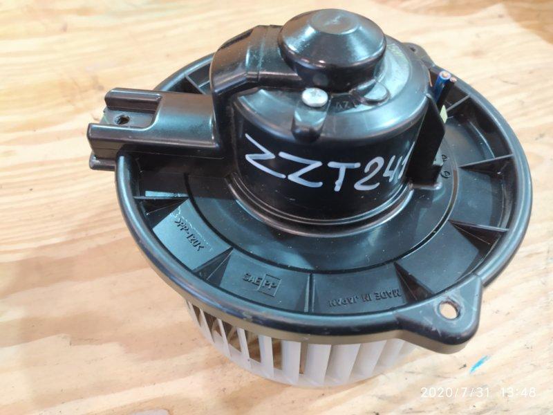 Вентилятор печки Toyota Caldina ZZT241W 1ZZ-FE 2005