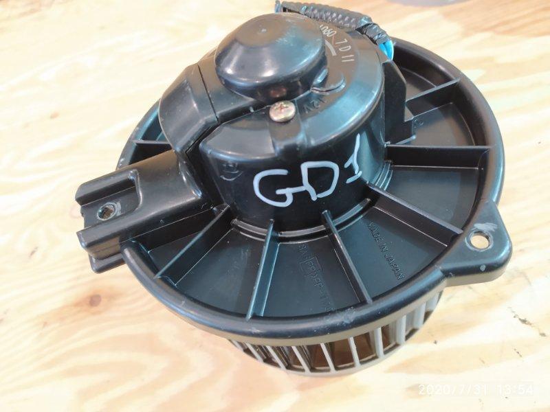 Вентилятор печки Honda Fit GD1 L13A 2002