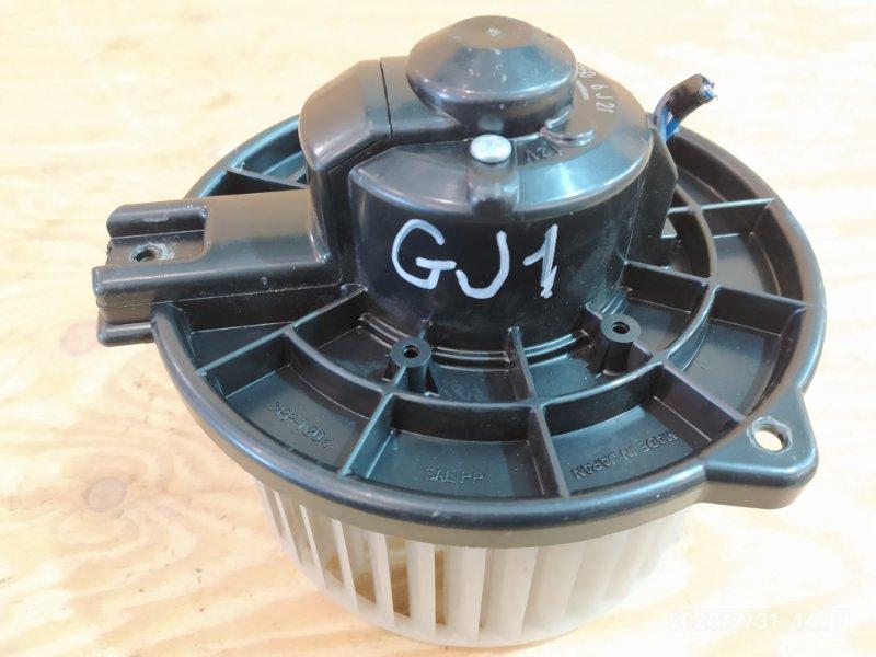 Вентилятор печки Honda Airwave GJ1 L15A 2007