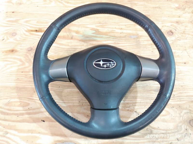 Руль Subaru Impreza GH2 EL15 2007