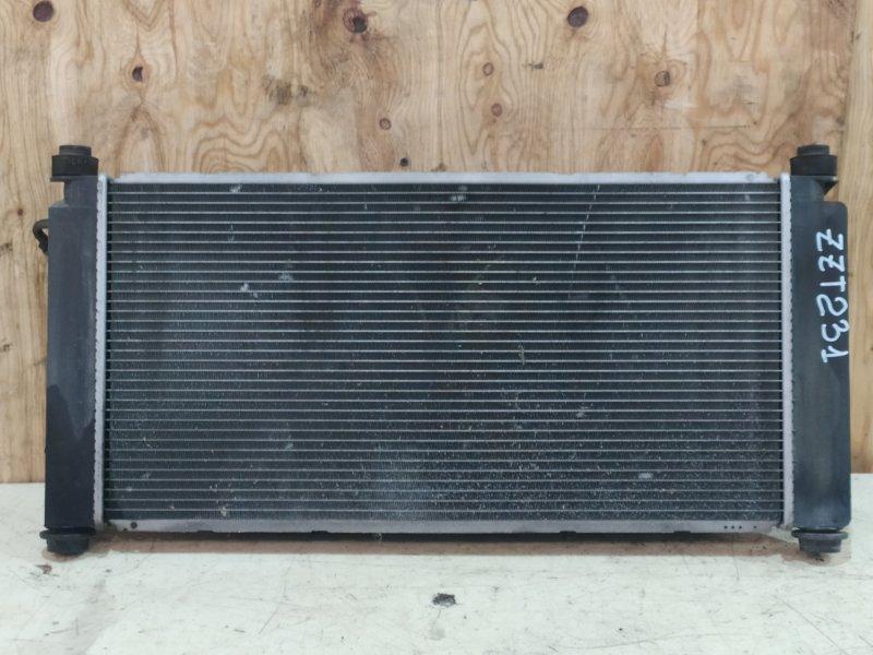 Радиатор двигателя Toyota Celica ZZT231 2ZZ-GE 2000