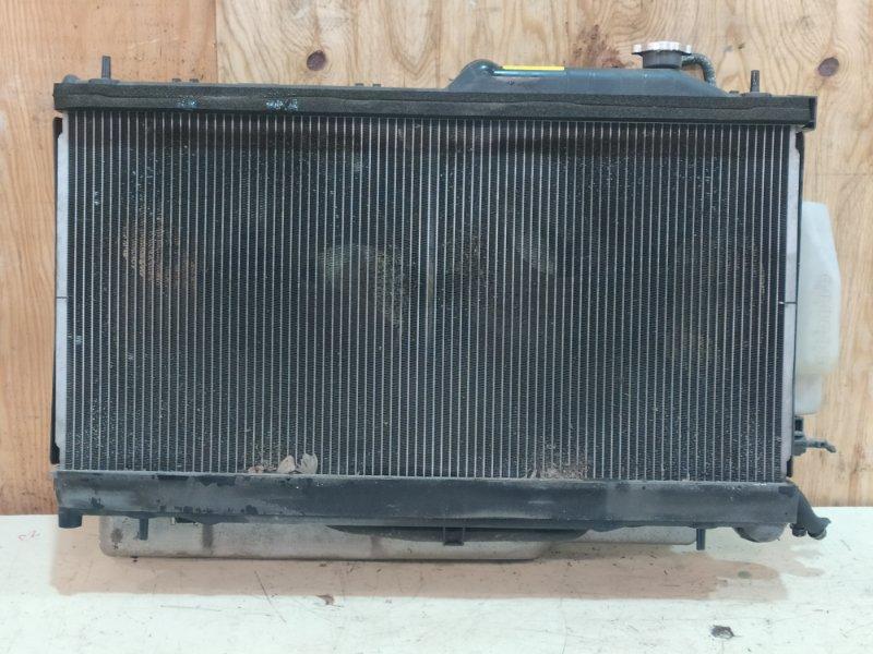 Радиатор двигателя Subaru Impreza GH2 EL15 2007