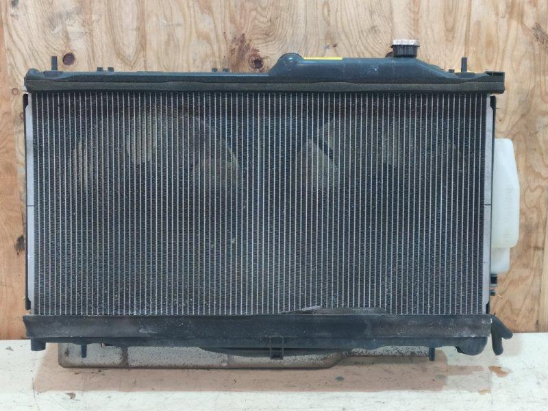 Радиатор двигателя Subaru Impreza GH2 EL15 2009