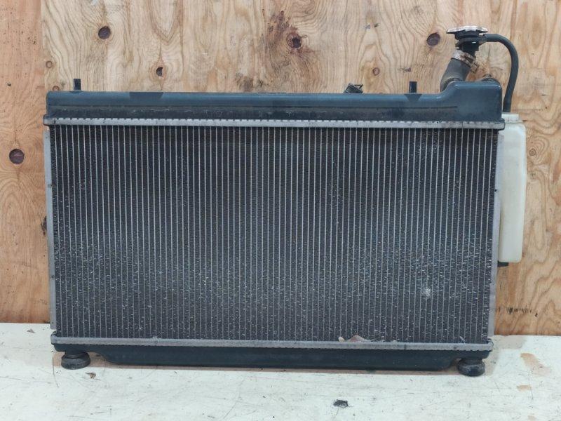 Радиатор двигателя Honda Fit GD1 L13A 2007