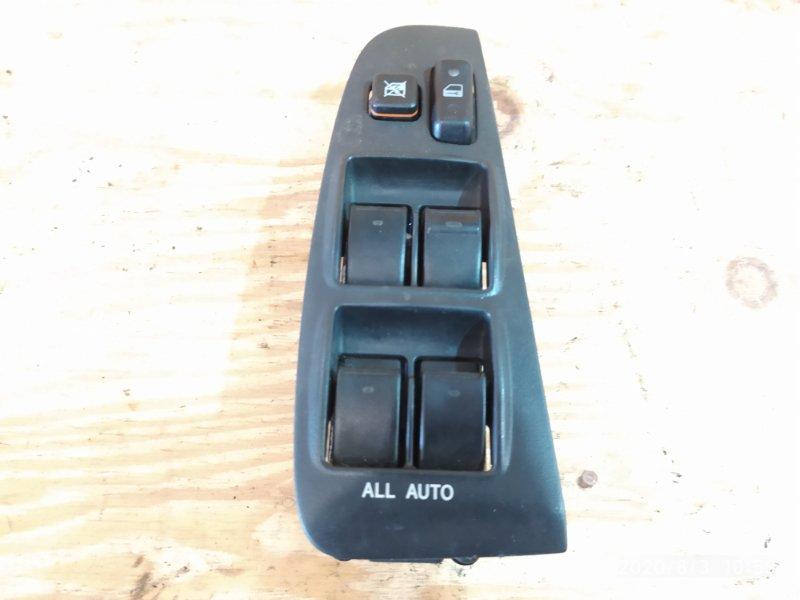 Блок управления стеклоподъемниками Toyota Avensis AZT250 1AZ-FSE 2004