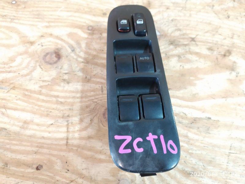 Блок управления стеклоподъемниками Toyota Opa ZCT10 1ZZ-FE 2001