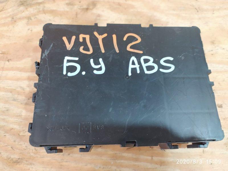 Блок управления abs. Nissan Ad VJY12 MR18DE 2014