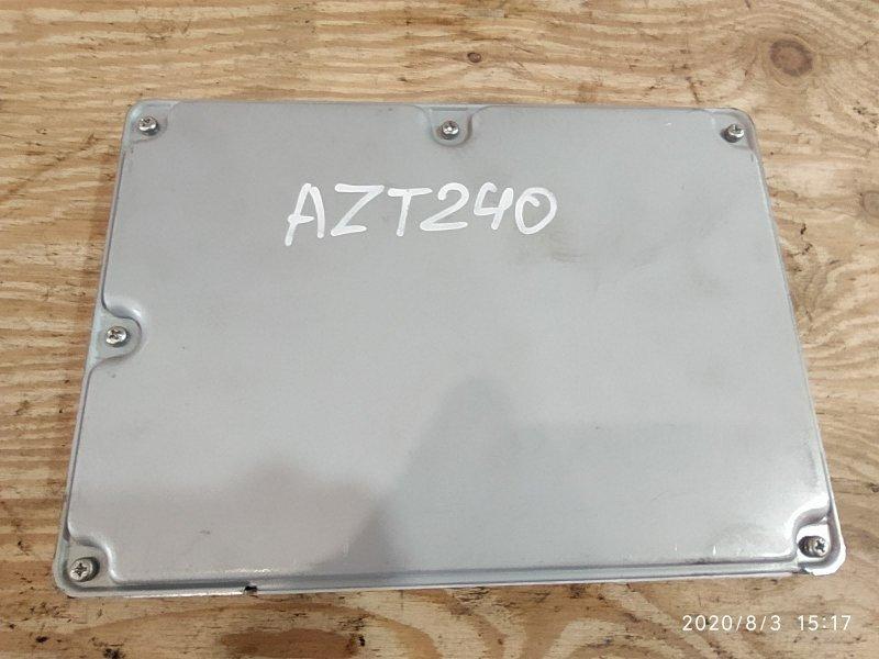 Блок управления двс Toyota Premio AZT240 1AZ-FSE 2005