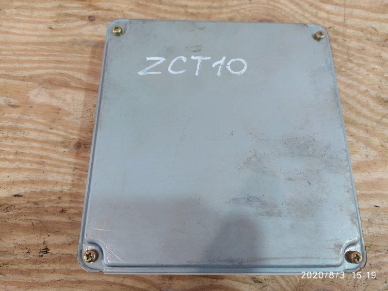 Блок управления двс Toyota Opa ZCT10 1ZZ-FE 2001