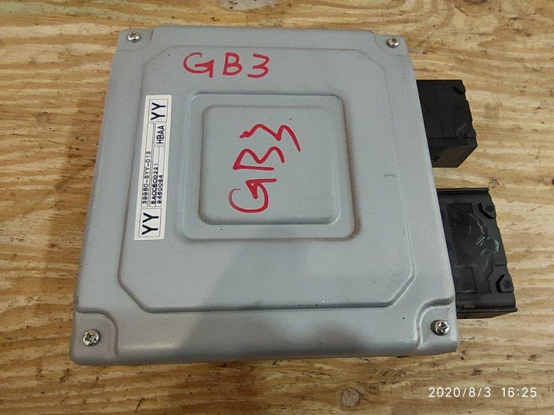 Блок управления рулевой рейкой Honda Freed GB3 L15A 2009