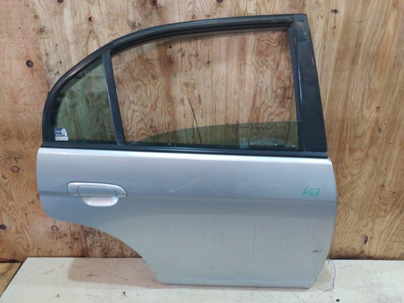 Дверь боковая Honda Civic Ferio ES1 D15B 2001 задняя правая