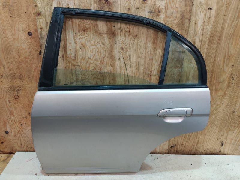 Дверь боковая Honda Civic Ferio ES1 D15B 2001 задняя левая