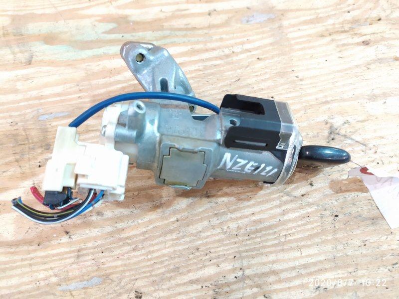 Замок зажигания Toyota Allex NZE121 1NZ-FE 2001