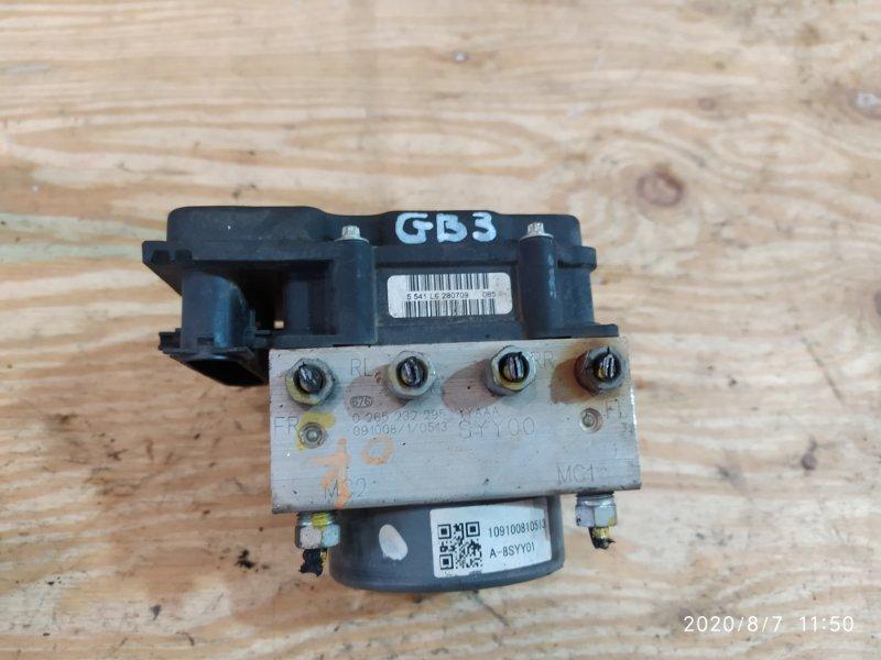 Блок abs Honda Freed GB3 L15A 2008