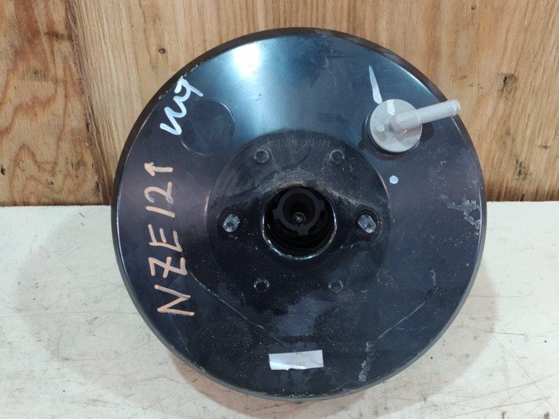 Вакуумный усилитель тормоза и сцепления Toyota Allex NZE121 1NZ-FE 2005