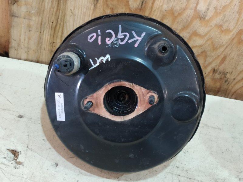 Вакуумный усилитель тормоза и сцепления Toyota Passo KGC10 1KR-FE 2005