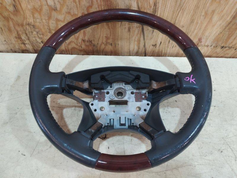 Руль Honda Accord CL3 F20B 2001