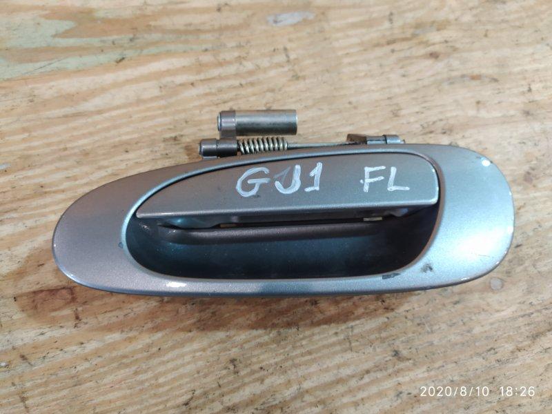 Ручка наружная Honda Airwave GJ1 L15A 2007 передняя левая