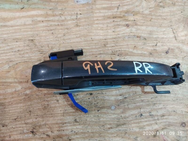 Ручка наружная Subaru Impreza GH2 EL15 2007 задняя правая