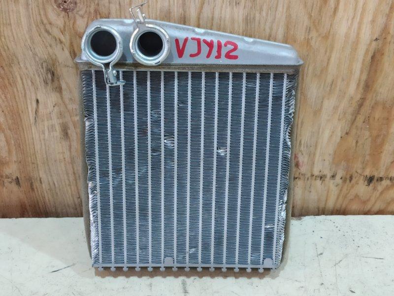 Радиатор отопителя Nissan Ad VJY12 MR18DE 2014