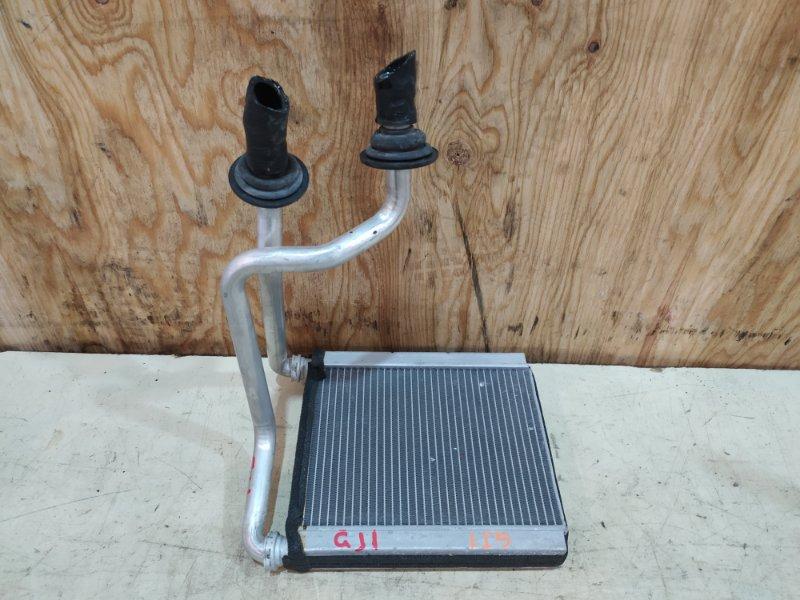 Радиатор отопителя Honda Airwave GJ1 L15A 2007