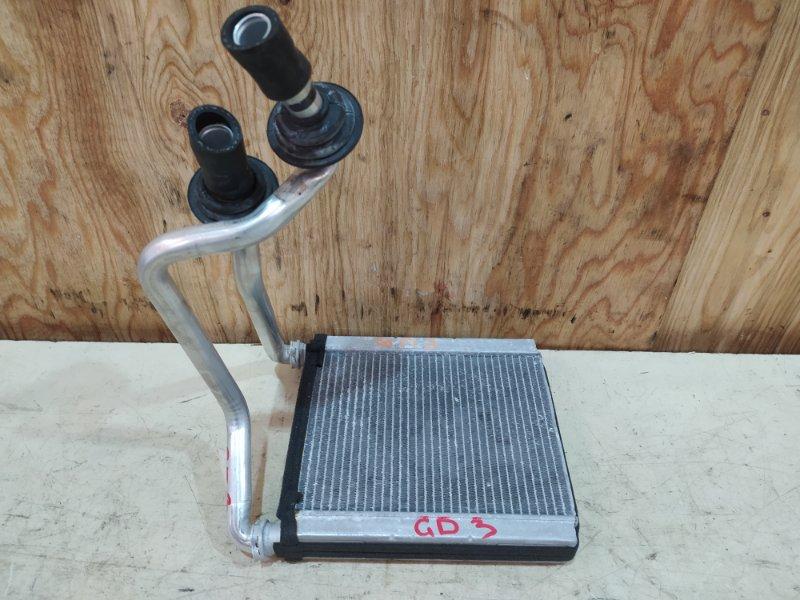 Радиатор отопителя Honda Fit GD3 L15A 2003