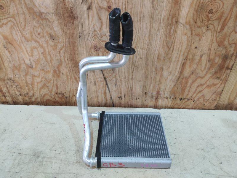 Радиатор отопителя Honda Freed GB3 L15A 2008