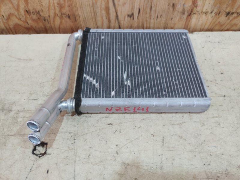 Радиатор отопителя Toyota Corolla Fielder NZE141G 1NZ-FE 2007