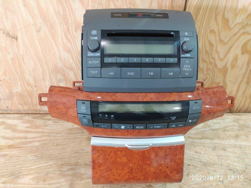 Магнитола Toyota Premio AZT240 1AZ-FSE 2005