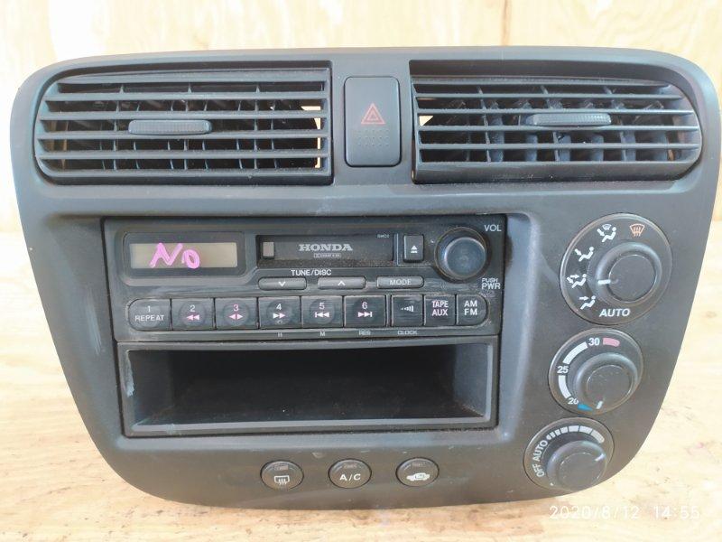 Блок управления климат-контролем Honda Civic Ferio ES1 D15B 2001
