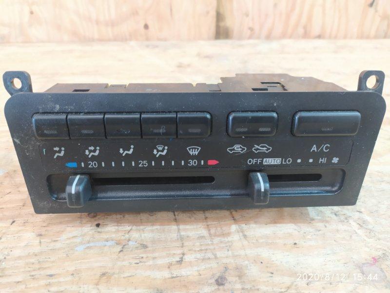 Блок управления климат-контролем Toyota Corona Premio ST210 3S-FSE 1997