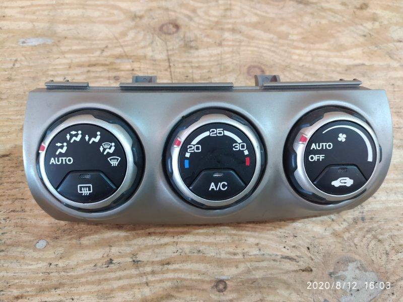 Блок управления климат-контролем Honda Cr-V RD5 K20A 2005