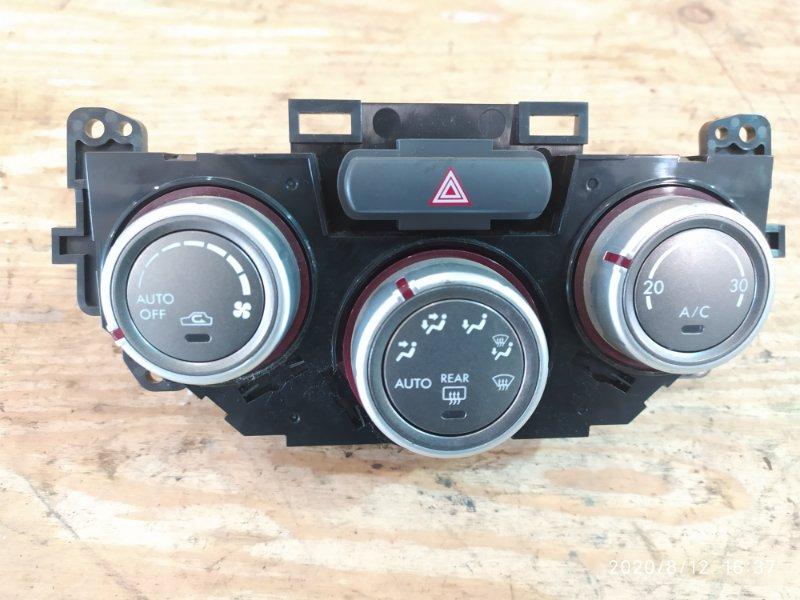 Блок управления климат-контролем Subaru Impreza GH2 EL15 2007