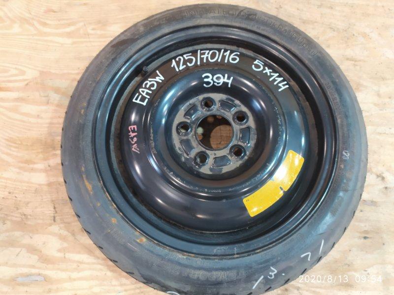 Запасное колесо Mitsubishi Legnum EA3W 4G64 2000