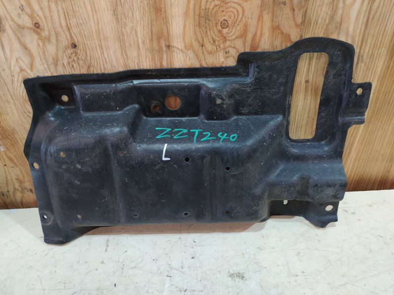 Защита двс Toyota Allion ZZT240 1ZZ-FE 2003 левая