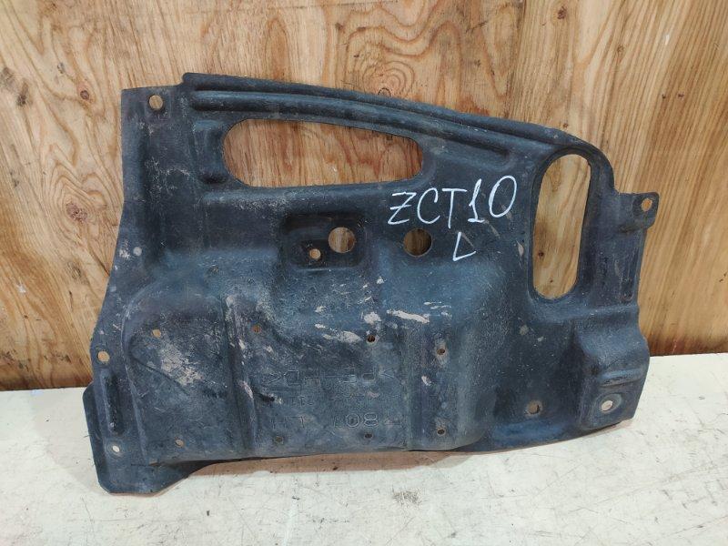 Защита двс Toyota Opa ZCT10 1ZZ-FE 2001 левая