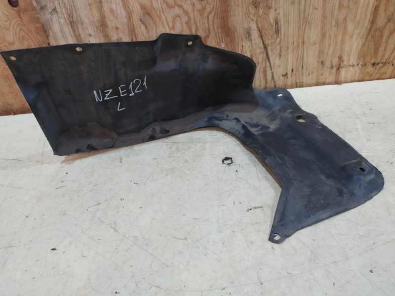 Защита двс Toyota Allex NZE121 1NZ-FE 2005 левая