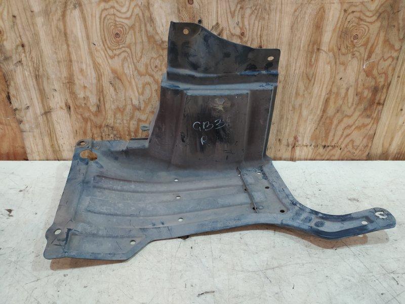 Защита двс Honda Freed GB3 L15A 2009 правая