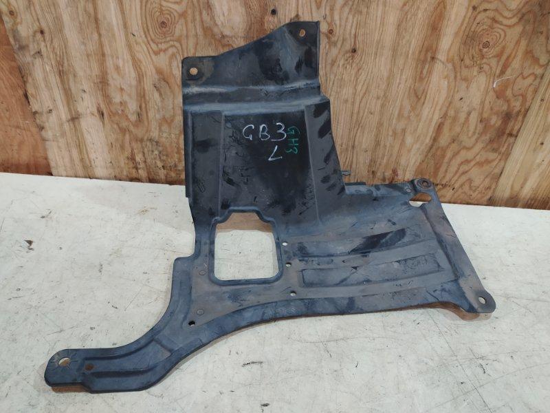 Защита двс Honda Freed GB3 L15A 2009 левая