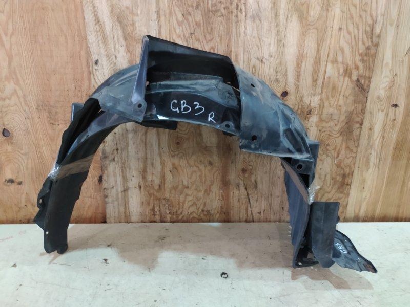 Подкрылок Honda Freed GB3 L15A 2008 передний правый