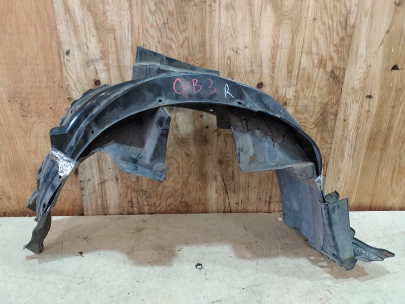 Подкрылок Honda Freed GB3 L15A 2009 передний левый