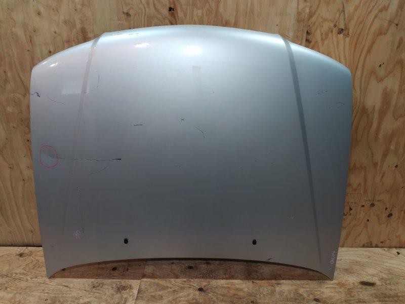 Капот Nissan Bluebird QU14 QG18DE 2000